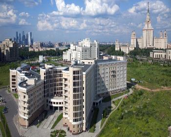 دانشگاه ملی لومونسف مسکو