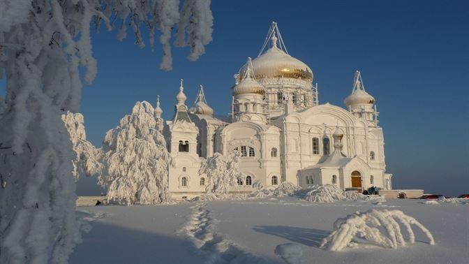 آب و هوا در روسیه