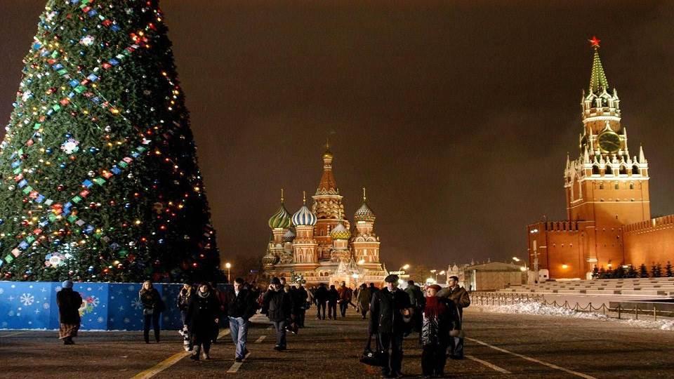 تعطیلات روسیه