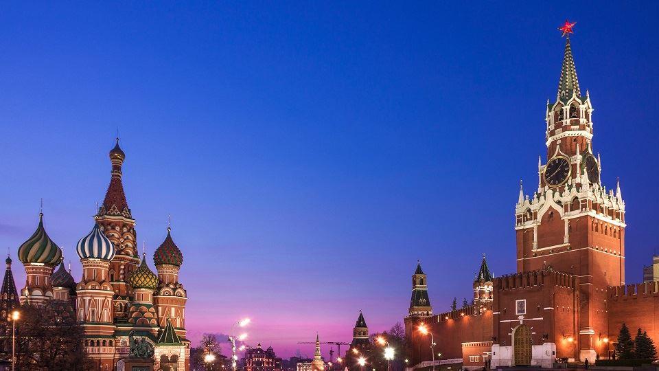 جاذبه های گردشگری روسیه
