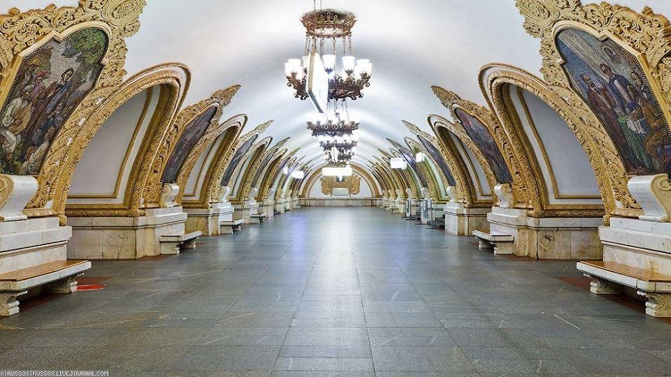 مترو روسیه