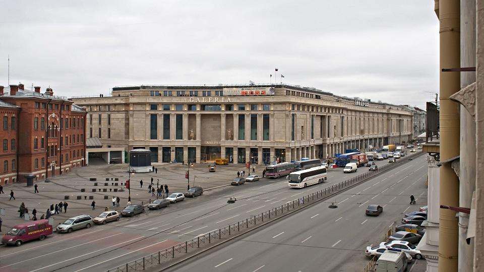 بهترین مراکز خریدسنت پترزبورگ