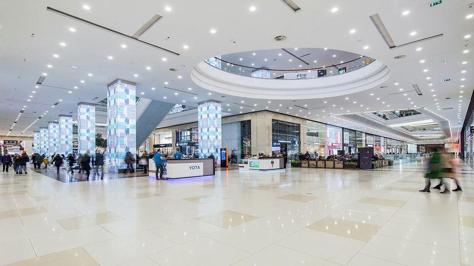 مرکز خرید کلمبوس در مسکو