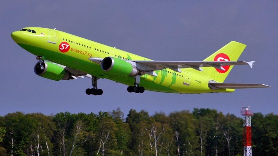 یکی از شرکت های خطوط هواپیمایی روسیه S7 Airlines