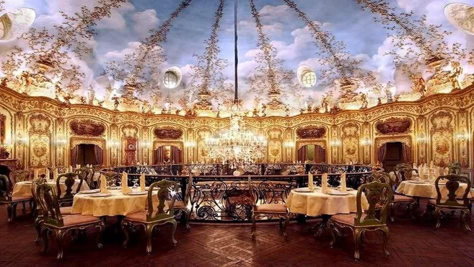 رستوران_قصر_مسکو