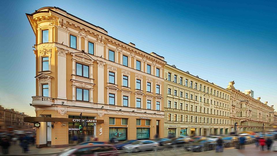 مرکز خرید nevskiy