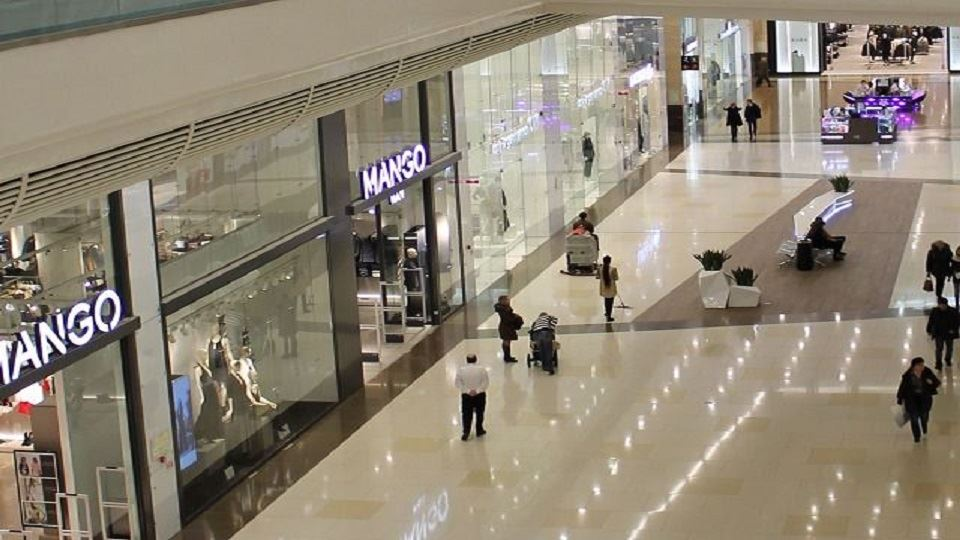 کلمبوس مراکز خرید مسکو