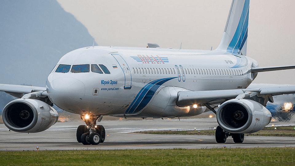 خطوط هواپیمایی روسیه