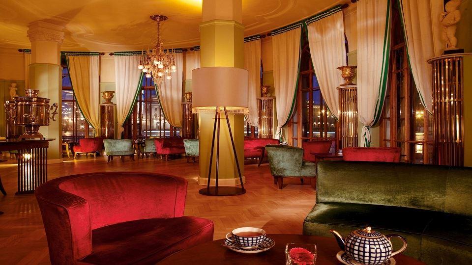 رستوران هتل آستوریا