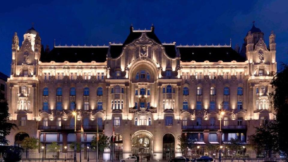 بهترین هتل سن پترزبورگ