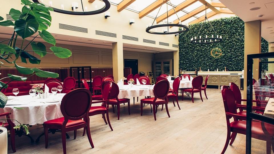 رستوران های سن پترزبورگ