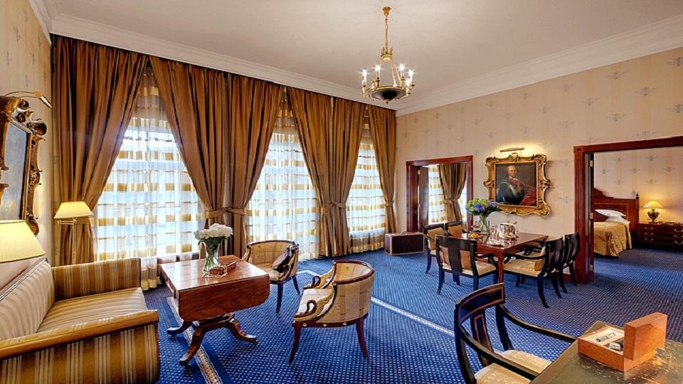 هتل Kempinski Hotel Moika 22 St Petersburg