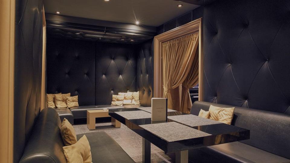 اتاق مخفی در رستوران Arcobaleno