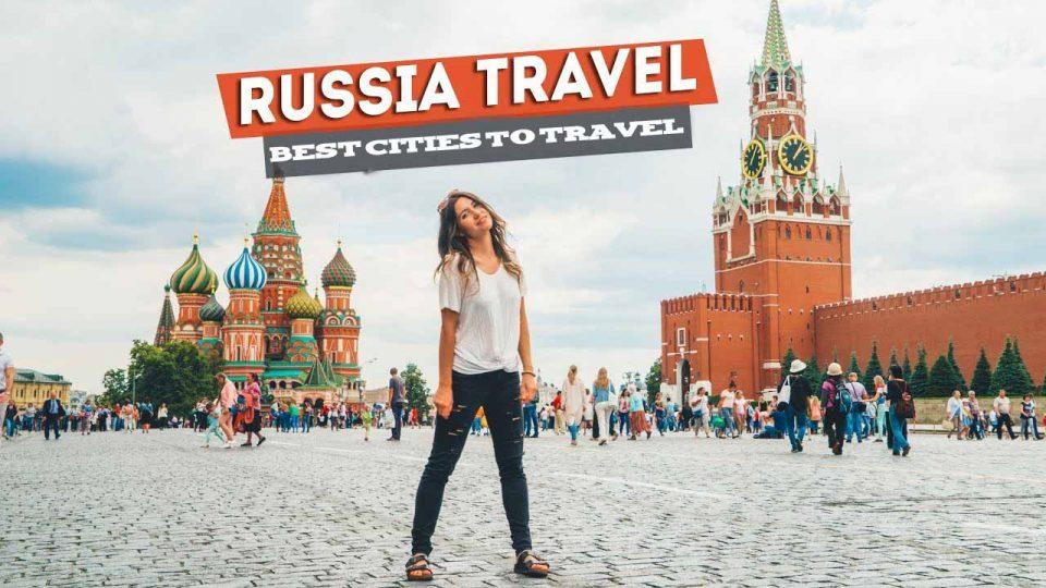 بهترین شهر روسیه برای سفر
