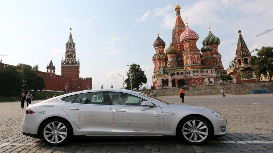 پرفروش ترین خودرو در روسیه