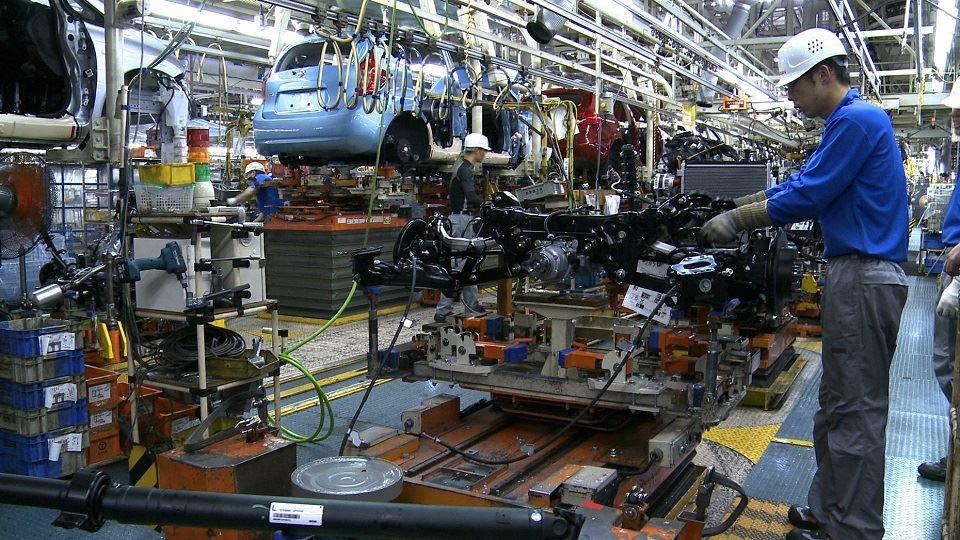 صنعت ماشین سازی