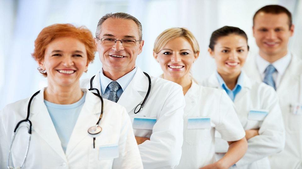 پزشکان در روسیه