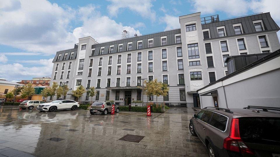 بهترین هتل مسکو