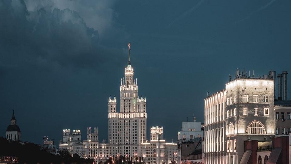 هتل در مسکو
