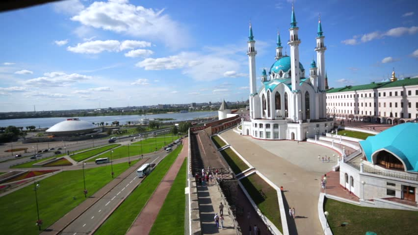 دین اسلام در روسیه