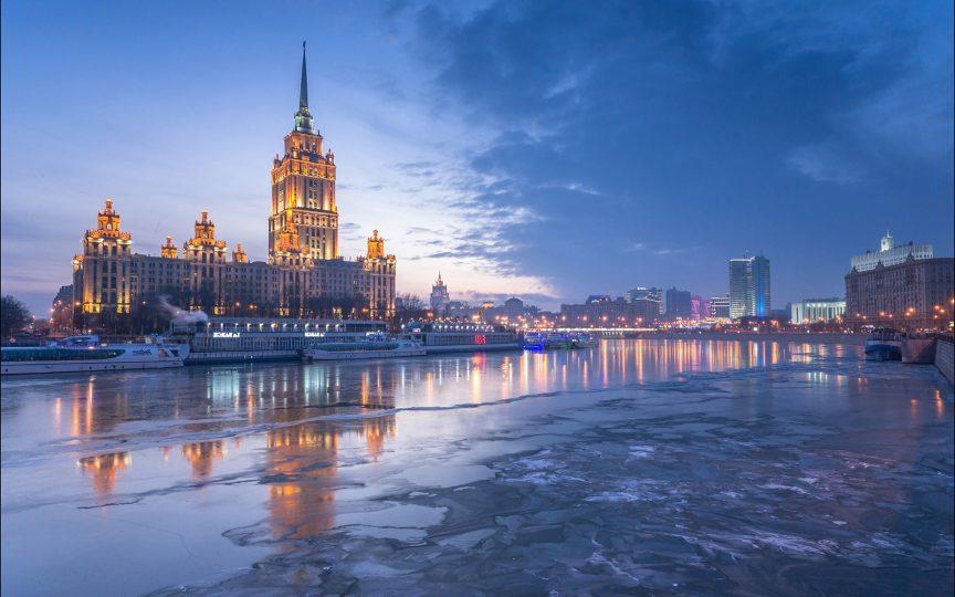 آب هوا مسکو روسیه