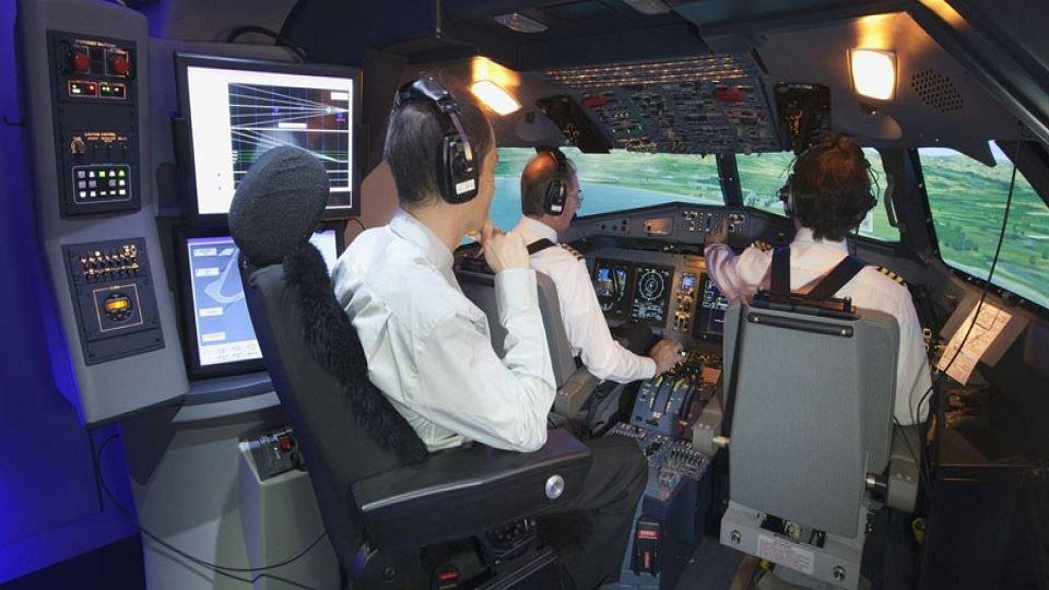 دانشگاه خلبانی و هوانوردی در شهر مسکو