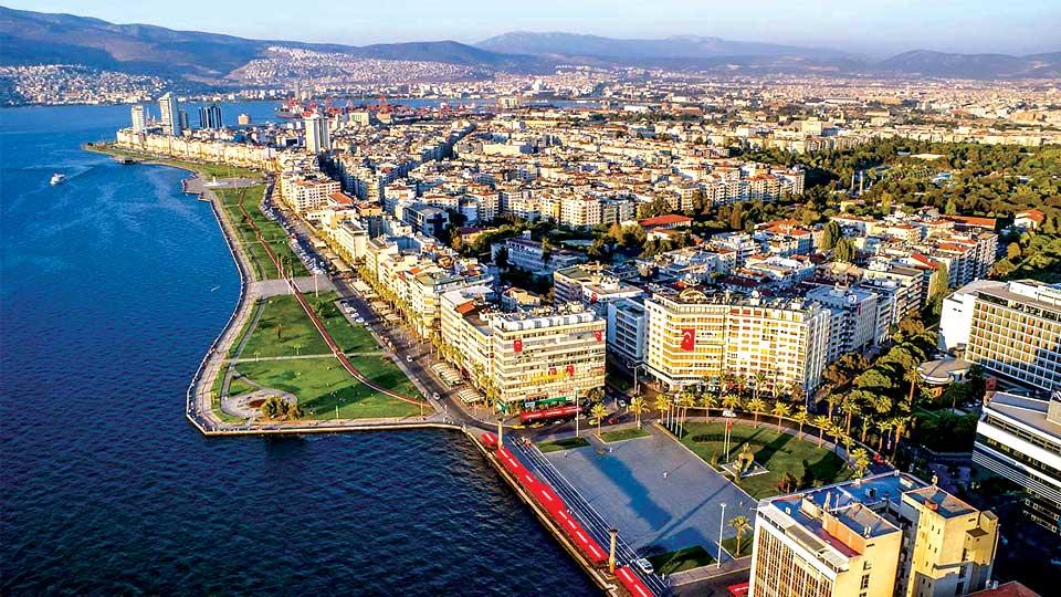 آب و هوای ترکیه