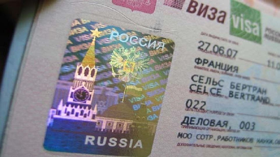 ویزای روسی