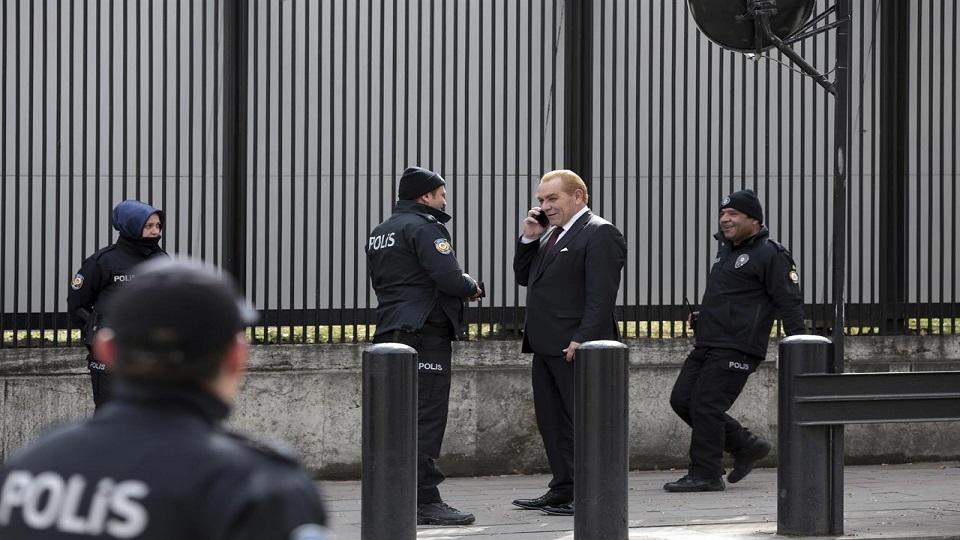 امنیت در ترکیه