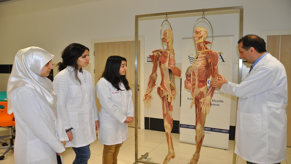 دانشکده پزشکی دانشگاه اژه