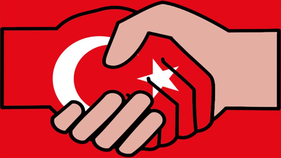 آداب و رسوم مردم ترکیه در احوال پرسی