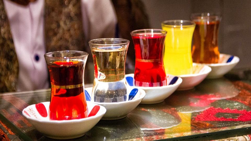 چای و قهوه ترکی