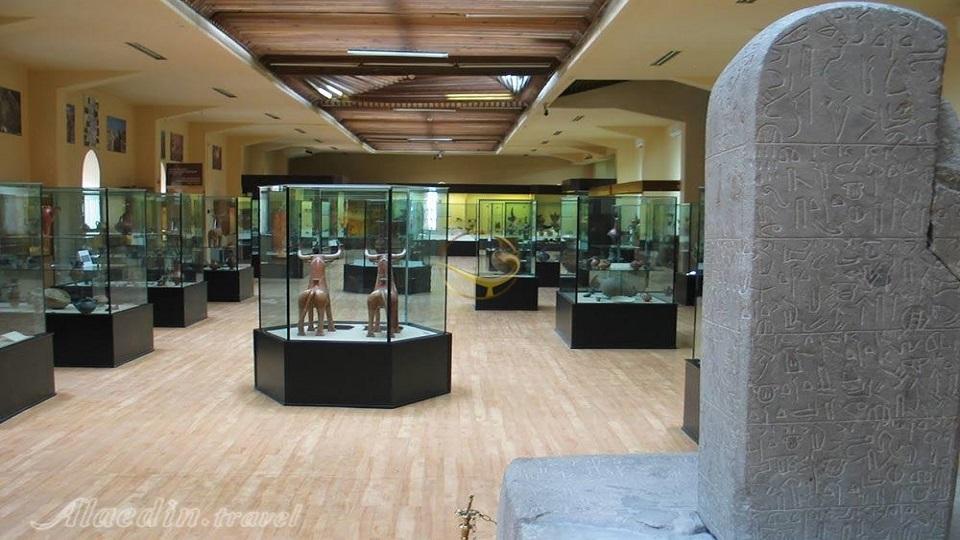 موزه تمدن آناتولی