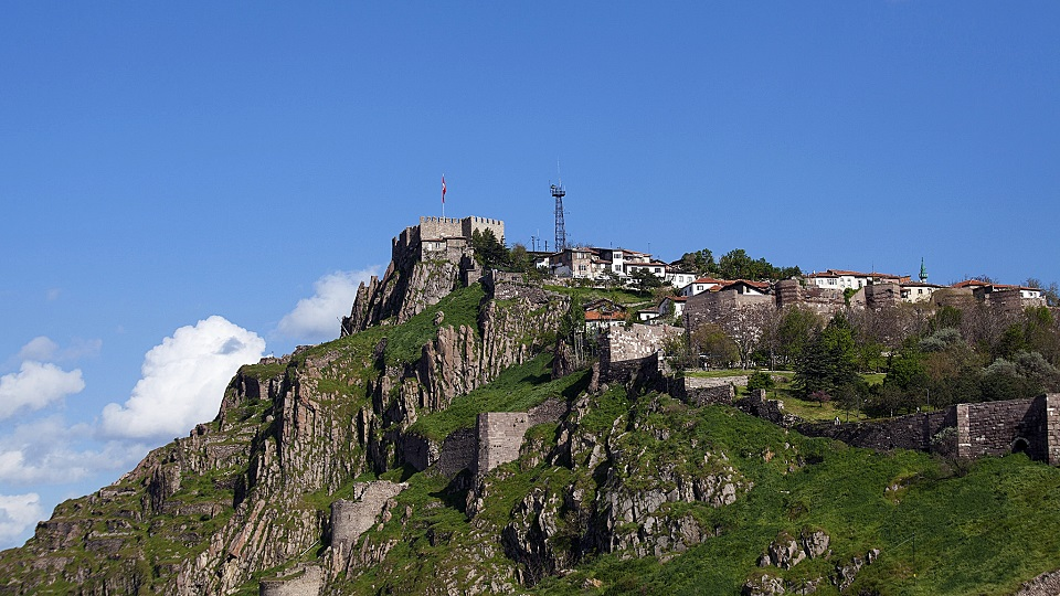 قلعه آنکارا