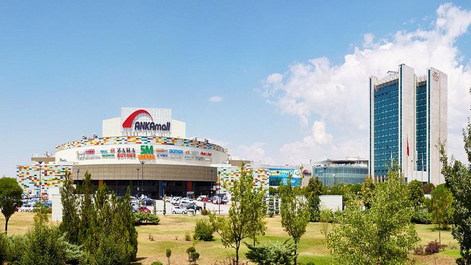 مرکز خرید آلیز وزیر آنکارا