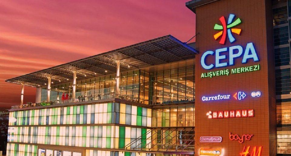 مرکز خرید سپا آنکارا