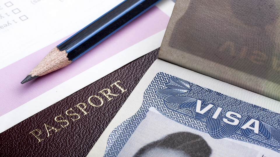 انواع ویزای آمریکا