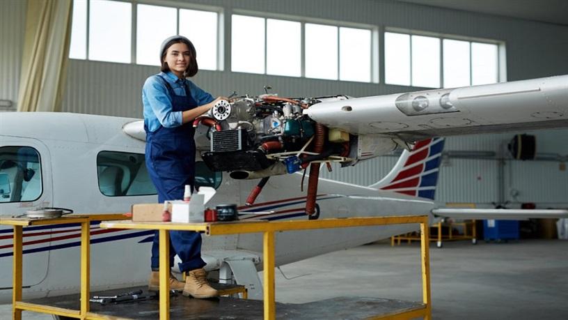 تحصیل در دانشگاه هوانوردی ترکیه