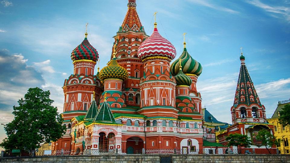 بازاریابی در روسیه