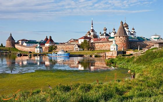 چند مکان دیدنی روسیه