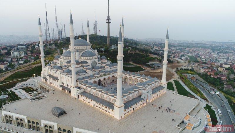 مسجد چاملیجا مسجد در ترکیه