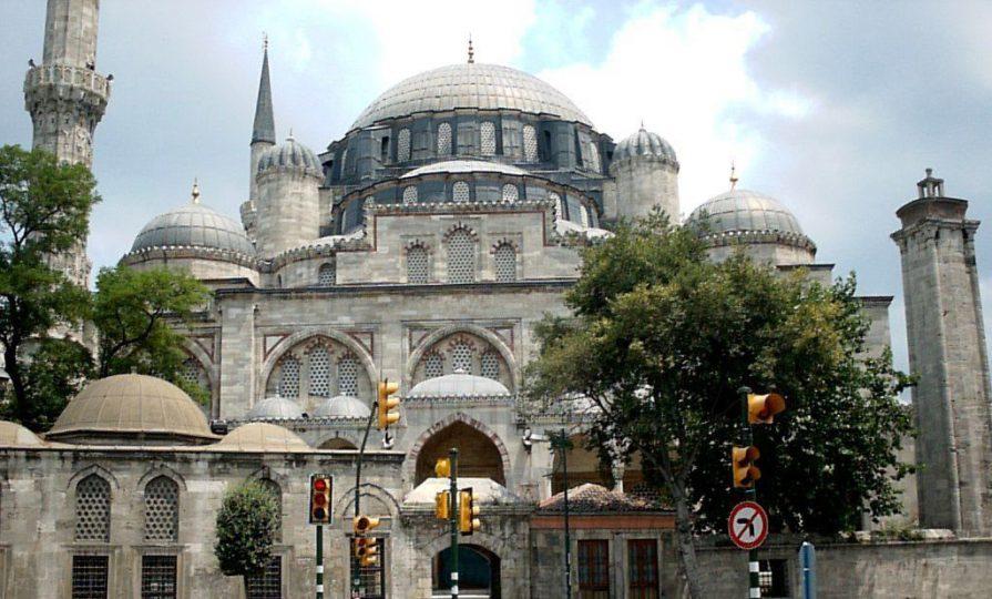 مسجد سلطان ایوب مسجد در ترکیه