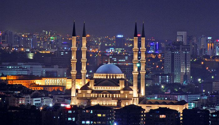 مسجد کوجاتپه آنکارا مسجد در ترکیه
