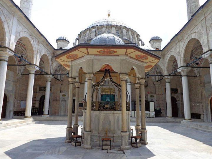 مسجد لاللی مسجد در ترکیه