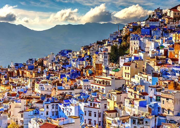 آفریقا ، مراکش (سفر در تعطیلات تابستان)