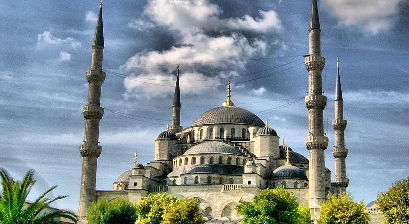 مسجد سلیمانیه مسجد در ترکیه