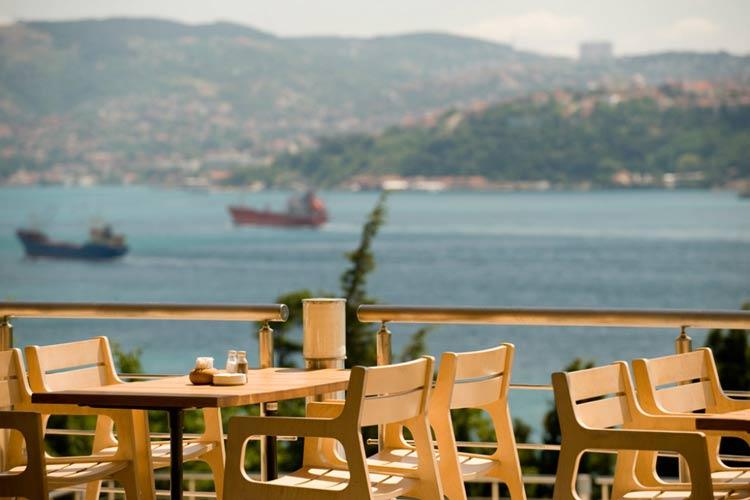 رستوران موزه دشنگا استانبول
