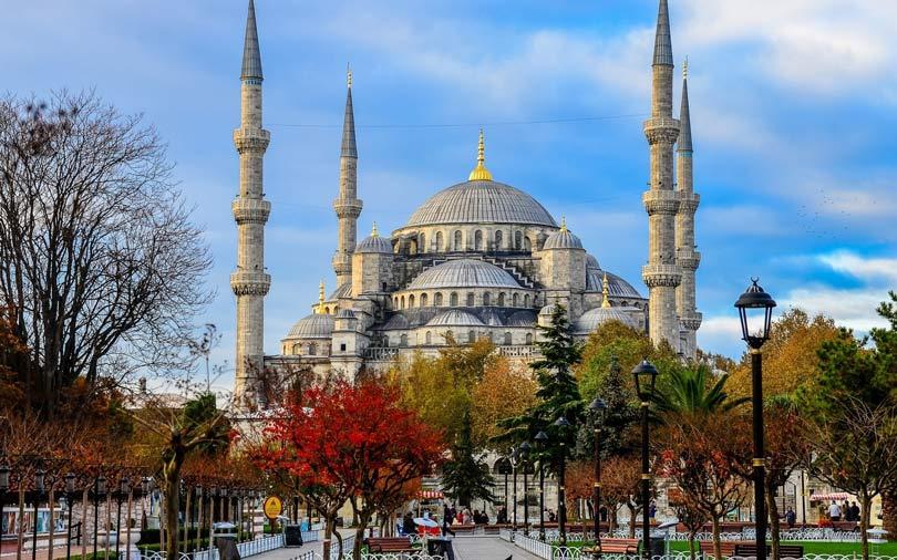 مسجد ایاصوفیه مسجد در ترکیه