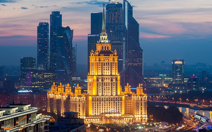 مسکو (سفر در تعطیلات تابستان)