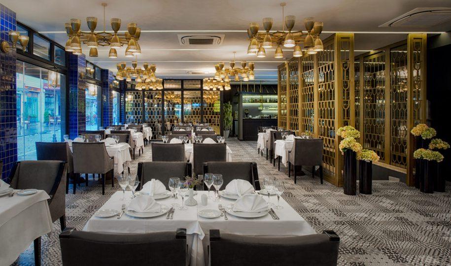 رستوران درالیه استانبول